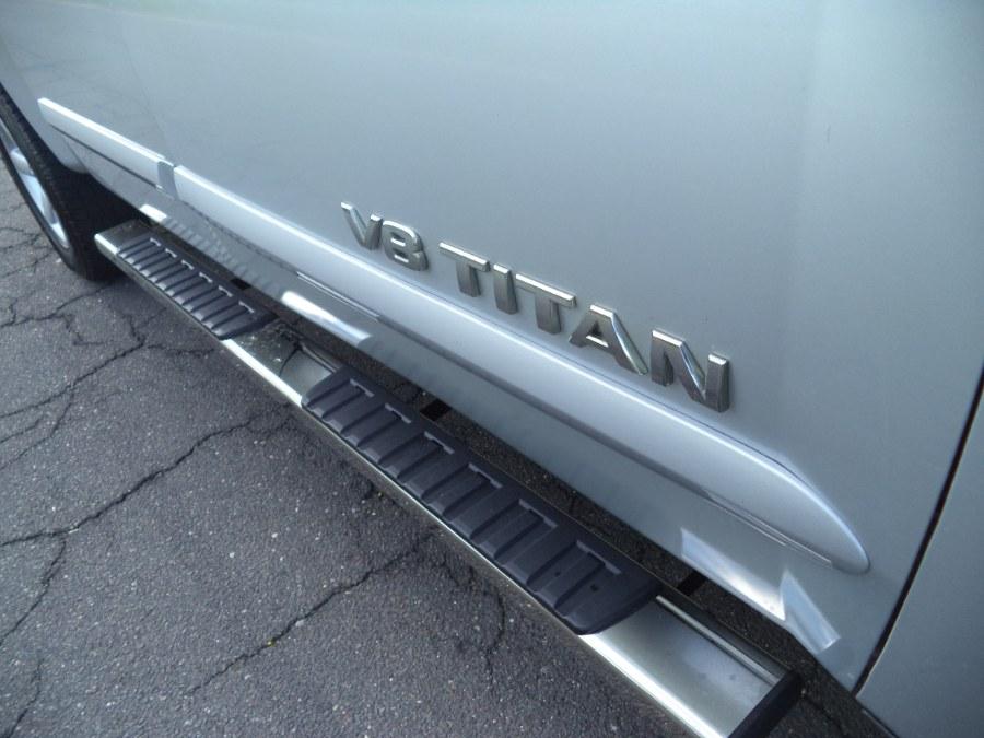 Used Nissan Titan 4WD Crew Cab SWB PRO-4X 2012 | International Motorcars llc. Berlin, Connecticut