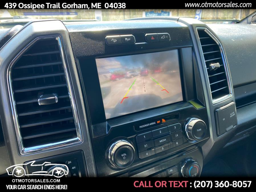 Used Ford F-150 XLT 2015   Ossipee Trail Motor Sales. Gorham, Maine