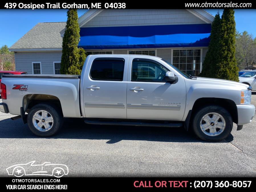 Used 2013 Chevrolet Silverado 1500 in Gorham, Maine | Ossipee Trail Motor Sales. Gorham, Maine