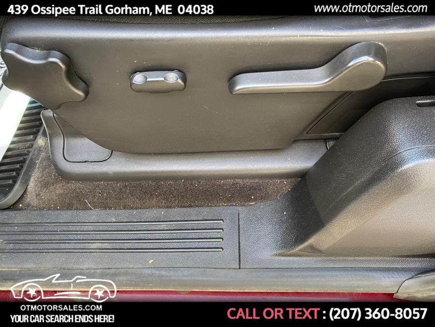 "Used GMC Sierra 1500 4WD Ext Cab 143.5"" SLE 2013 | Ossipee Trail Motor Sales. Gorham, Maine"