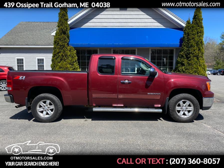 Used 2013 GMC Sierra 1500 in Gorham, Maine | Ossipee Trail Motor Sales. Gorham, Maine