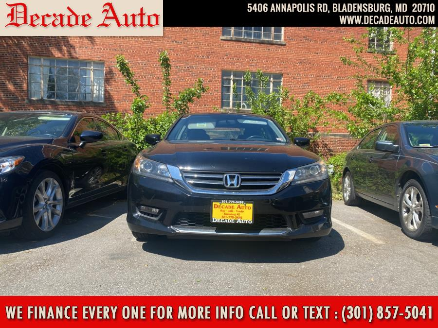 Used 2014 Honda Accord Sedan in Bladensburg, Maryland | Decade Auto. Bladensburg, Maryland