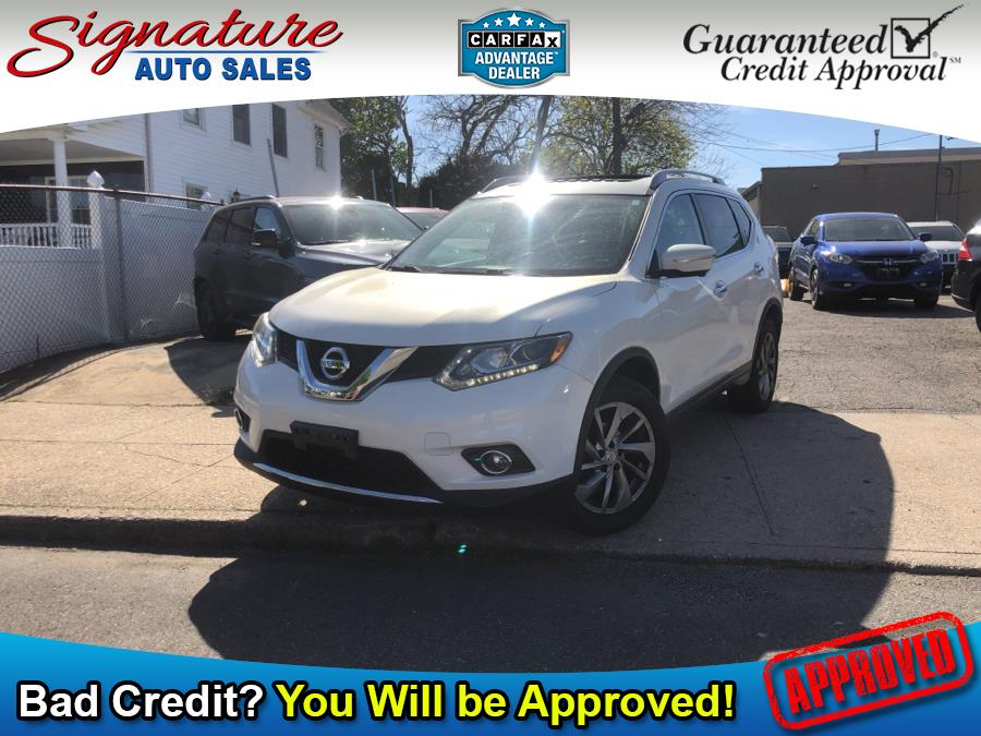 Used Nissan Rogue AWD 4dr SL 2014   Signature Auto Sales. Franklin Square, New York