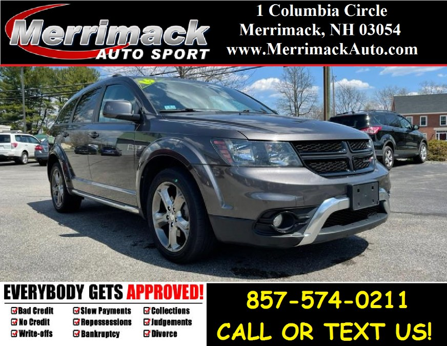 Used 2016 Dodge Journey in Merrimack, New Hampshire | Merrimack Autosport. Merrimack, New Hampshire