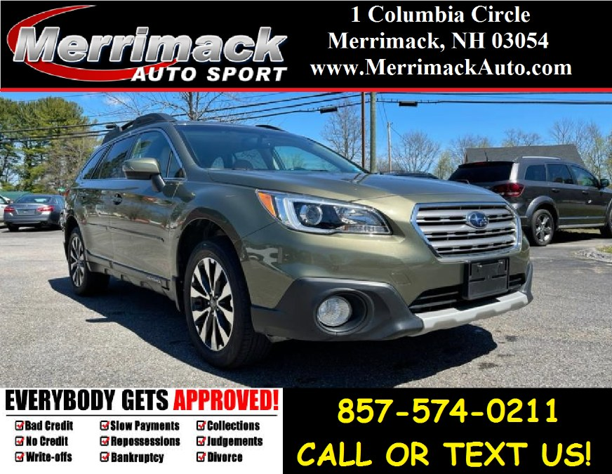 Used 2015 Subaru Outback in Merrimack, New Hampshire | Merrimack Autosport. Merrimack, New Hampshire