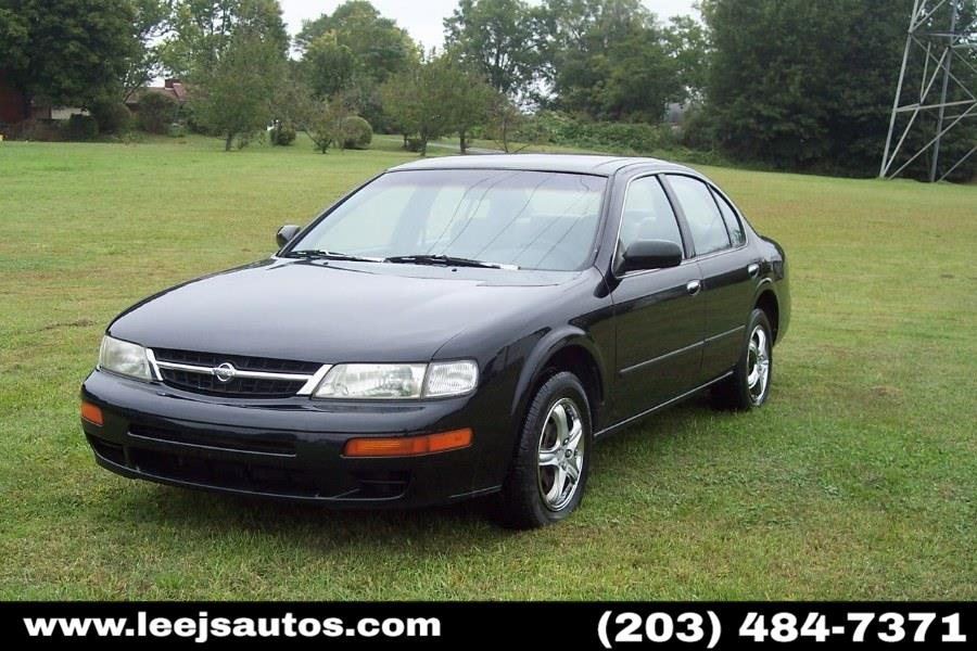 Used 1998 Nissan Maxima in North Branford, Connecticut | LeeJ's Auto Sales & Service. North Branford, Connecticut