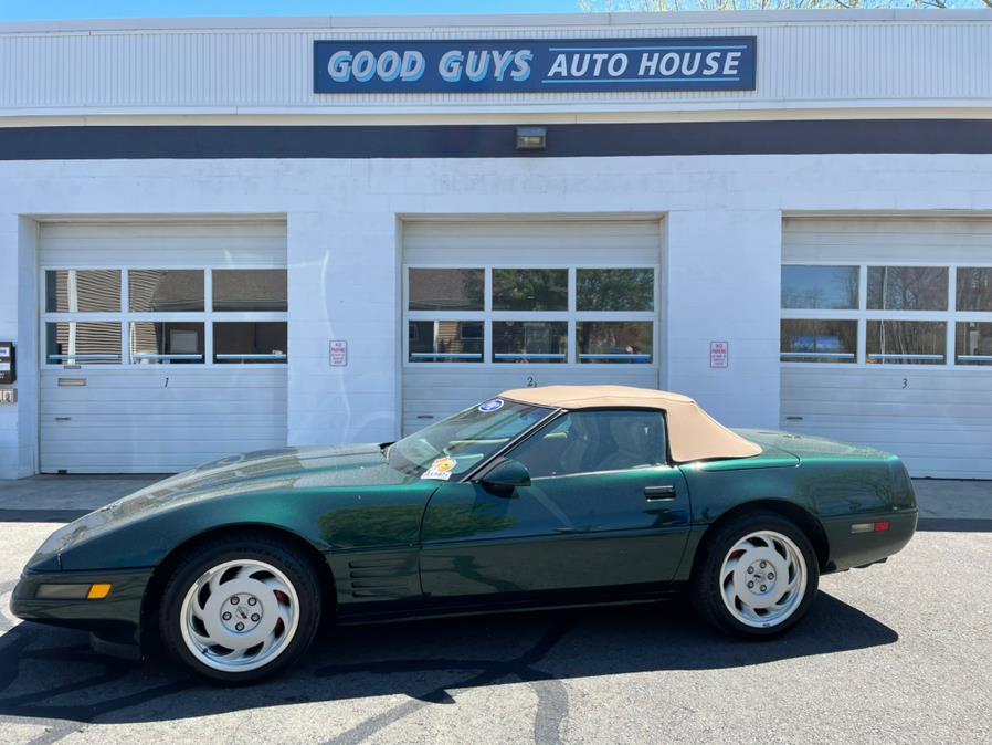 Used Chevrolet Corvette 2dr Convertible 1992 | Good Guys Auto House. Southington, Connecticut