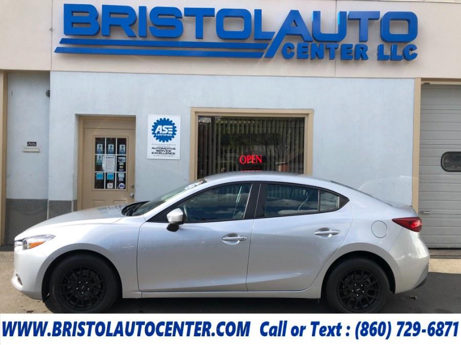 Used 2017 Mazda Mazda3 4-Door in Bristol, Connecticut | Bristol Auto Center LLC. Bristol, Connecticut