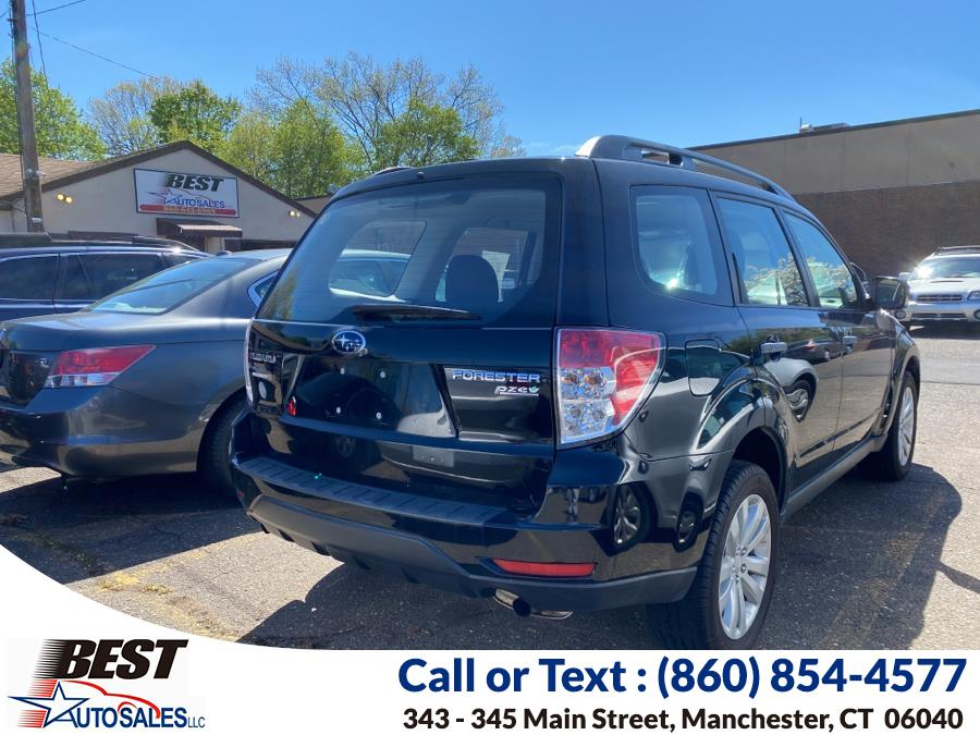 Used Subaru Forester 4dr Auto 2.5X 2012 | Best Auto Sales LLC. Manchester, Connecticut