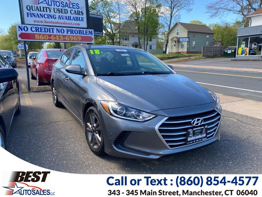 Used 2018 Hyundai Elantra in Manchester, Connecticut | Best Auto Sales LLC. Manchester, Connecticut