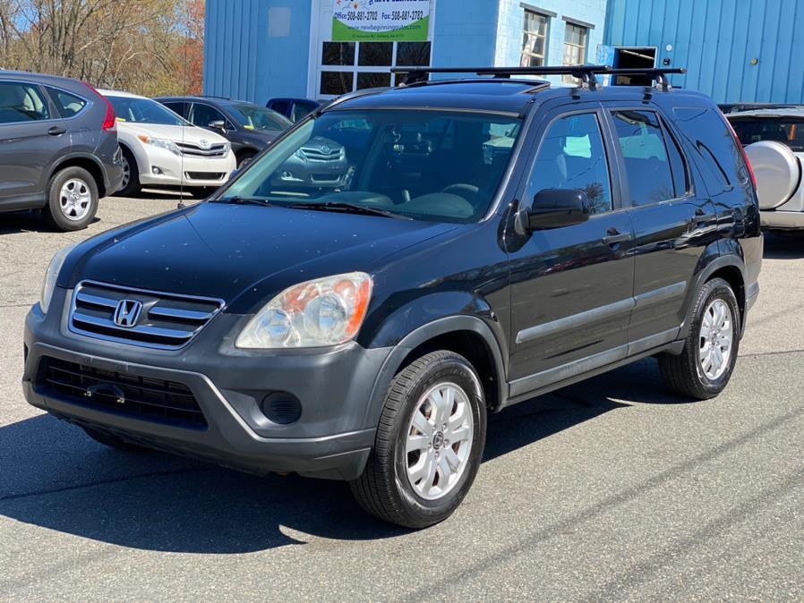 Used Honda CR-V 4WD EX AT 2006 | New Beginning Auto Service Inc . Ashland , Massachusetts