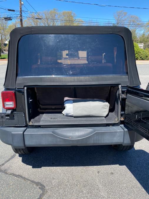 Used Jeep Wrangler 4WD 2dr X 2007 | New Beginning Auto Service Inc . Ashland , Massachusetts