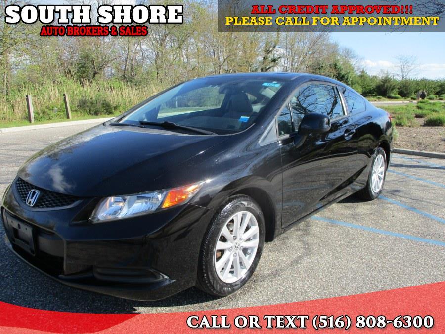 Used 2012 Honda Civic Cpe in Massapequa, New York | South Shore Auto Brokers & Sales. Massapequa, New York