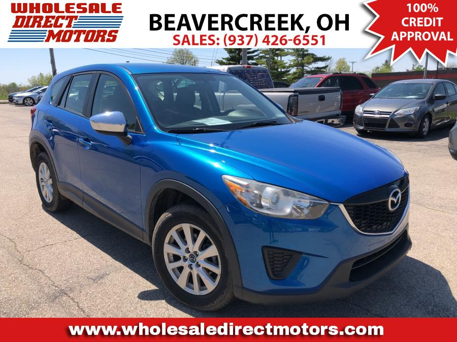 Used 2013 Mazda CX-5 in Beavercreek, Ohio | Wholesale Direct Motors. Beavercreek, Ohio