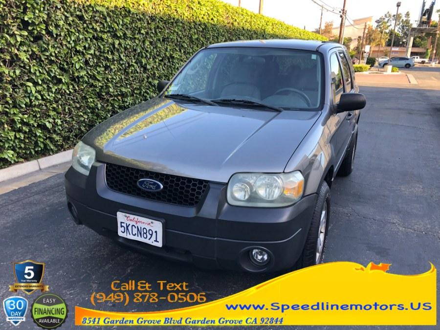 Used 2005 Ford Escape in Garden Grove, California | Speedline Motors. Garden Grove, California