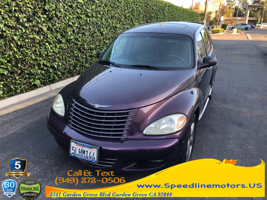 Used 2004 Chrysler PT Cruiser in Garden Grove, California | Speedline Motors. Garden Grove, California