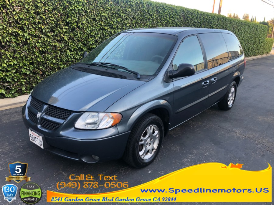 Used 2002 Dodge Caravan in Garden Grove, California | Speedline Motors. Garden Grove, California