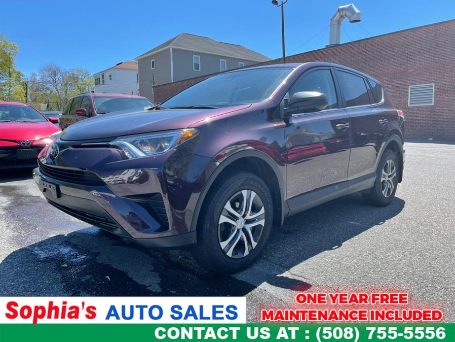 Used 2018 Toyota RAV4 in Worcester, Massachusetts | Sophia's Auto Sales Inc. Worcester, Massachusetts