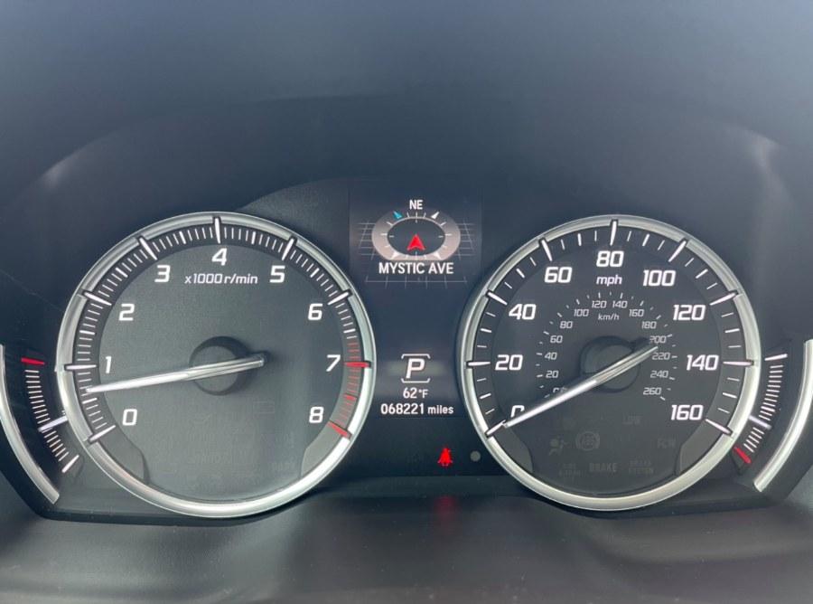 Used Acura MDX SH-AWD 4dr Tech Pkg 2014   A-Tech. Medford, Massachusetts