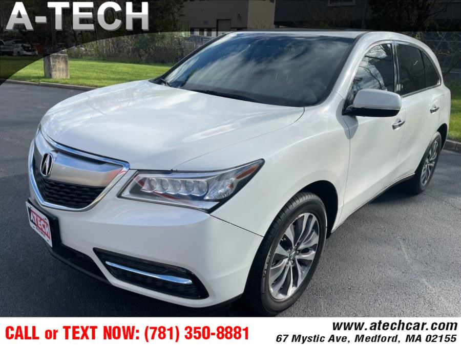 Used 2014 Acura MDX in Medford, Massachusetts | A-Tech. Medford, Massachusetts