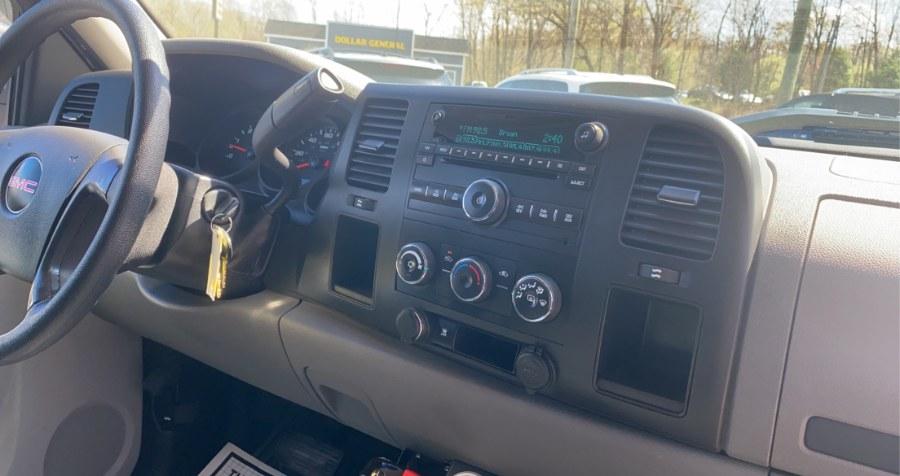 "Used GMC Sierra 1500 4WD Reg Cab 119.0"" Work Truck 2011 | West End Automotive Center. Waterbury, Connecticut"