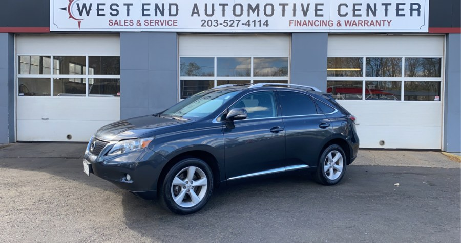 Used Lexus RX 350 AWD 2011 | West End Automotive Center. Waterbury, Connecticut