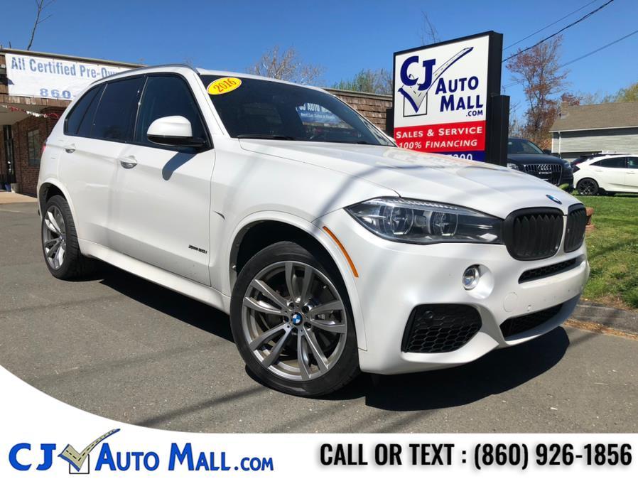 Used BMW X5 AWD 4dr xDrive50i 2016 | CJ Auto Mall. Bristol, Connecticut