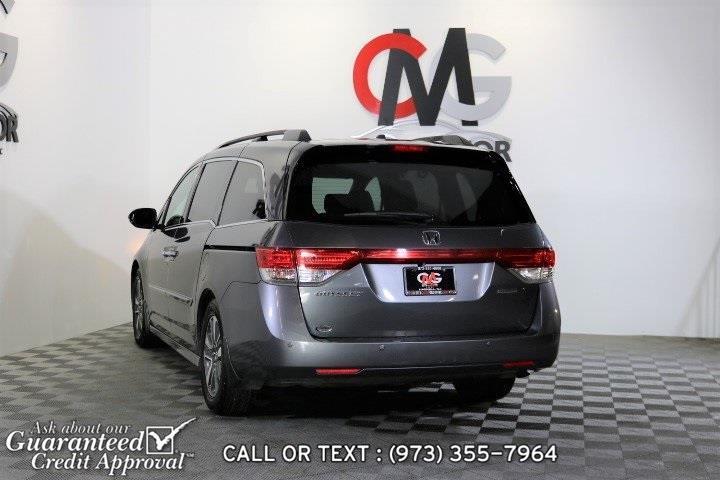Used Honda Odyssey Touring Elite 2015 | City Motor Group Inc.. Haskell, New Jersey