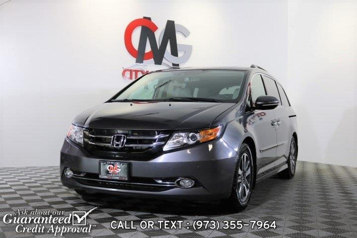 Used 2015 Honda Odyssey in Haskell, New Jersey | City Motor Group Inc.. Haskell, New Jersey