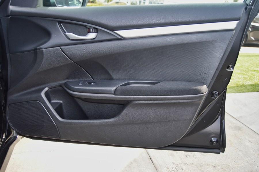 Used Honda Civic Sedan LX CVT 2017   Fusion Motors Inc. Moreno Valley, California
