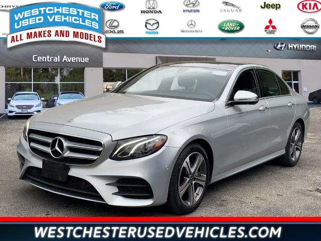Used Mercedes-benz E-class E 300 2018   Westchester Used Vehicles. White Plains, New York