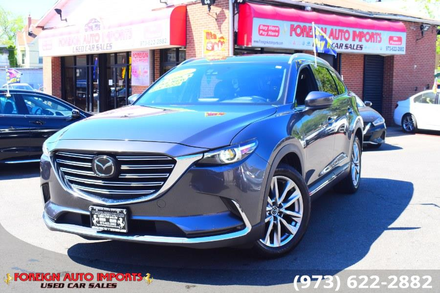 Used Mazda CX-9 Grand Touring AWD 2017 | Foreign Auto Imports. Irvington, New Jersey