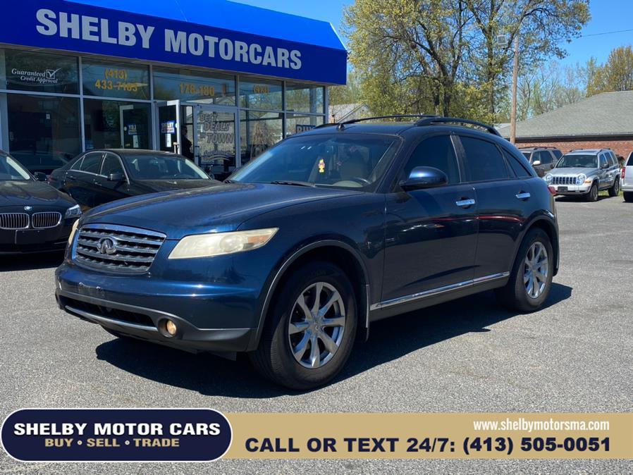 Used 2008 Infiniti FX35 in Springfield, Massachusetts | Shelby Motor Cars . Springfield, Massachusetts