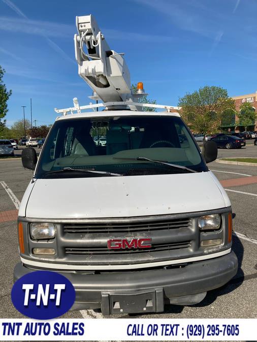 "Used GMC Savana Cargo Van 3500 135"" WB 1999 | TNT Auto Sales USA inc. Bronx, New York"
