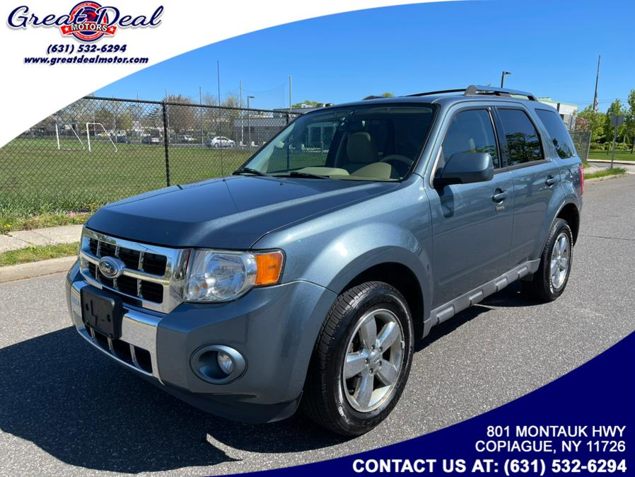 Used Ford Escape 4WD 4dr Limited 2012 | Great Deal Motors. Copiague, New York