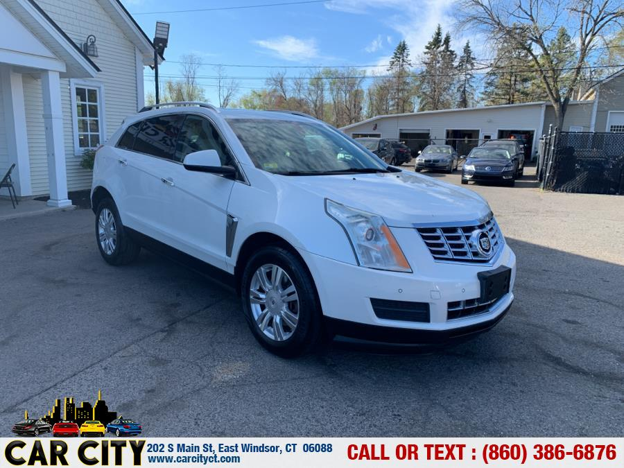 Used Cadillac SRX FWD 4dr Luxury Collection 2013 | Car City LLC. East Windsor, Connecticut