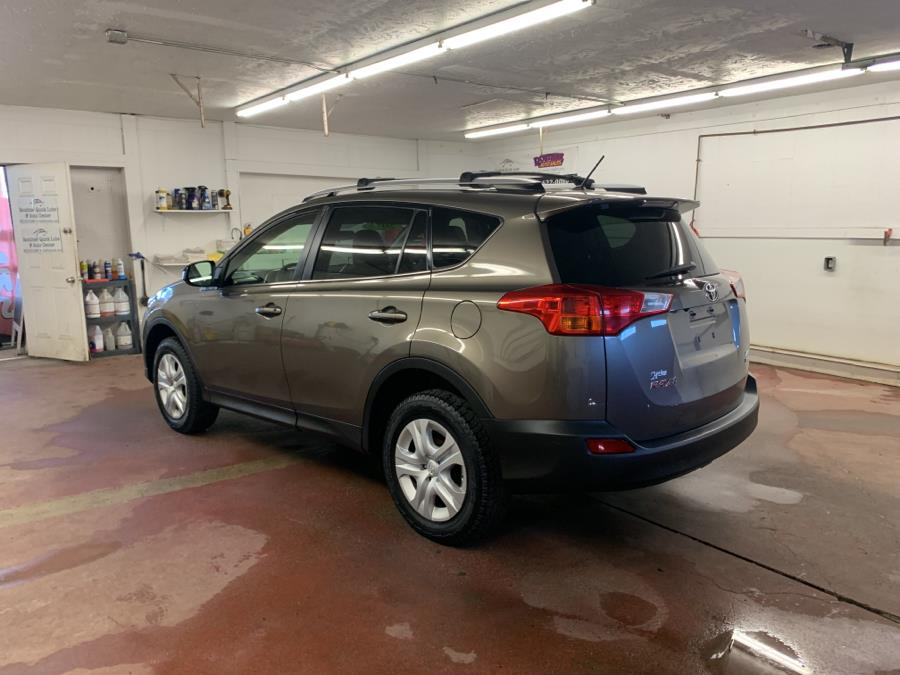 Used Toyota RAV4 AWD 4dr LE (Natl) 2013 | Routhier Auto Center. Barre, Vermont
