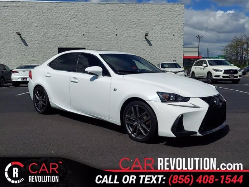 Used Lexus Is IS 300 F Sport 2017 | Car Revolution. Maple Shade, New Jersey