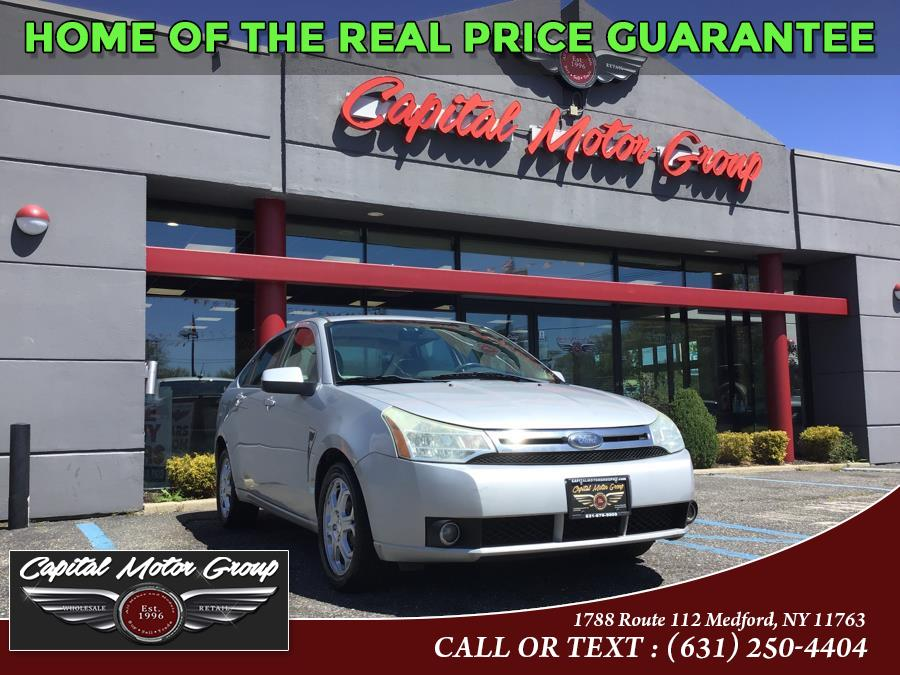 Used 2008 Ford Focus in Medford, New York | Capital Motor Group Inc. Medford, New York