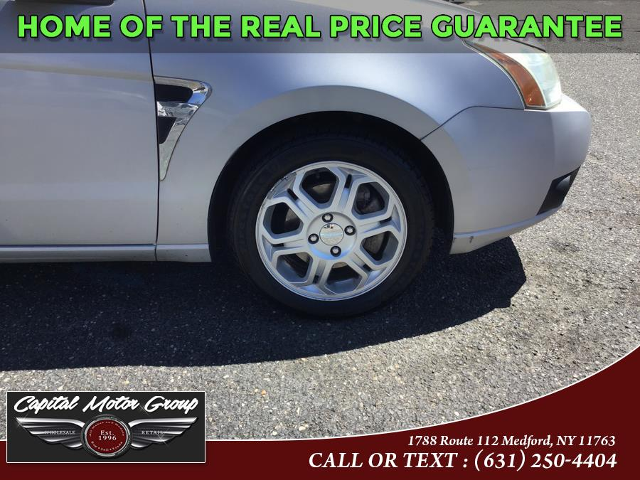 Used Ford Focus 4dr Sdn SE 2008   Capital Motor Group Inc. Medford, New York