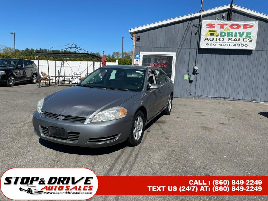 Used 2006 Chevrolet Impala in East Windsor, Connecticut | Stop & Drive Auto Sales. East Windsor, Connecticut