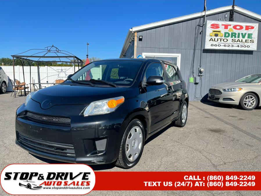 Used 2008 Scion xD in East Windsor, Connecticut | Stop & Drive Auto Sales. East Windsor, Connecticut