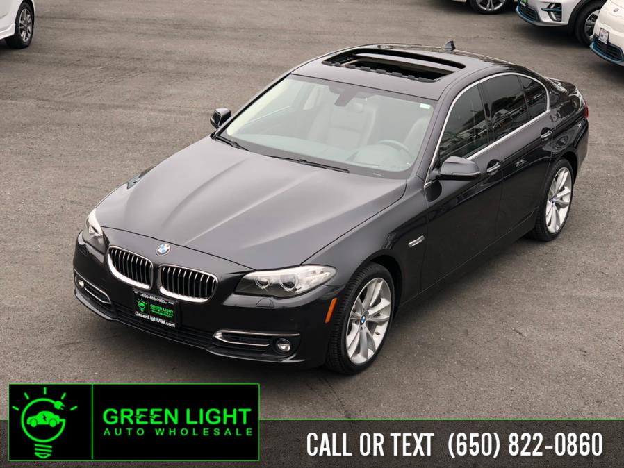 Used 2016 BMW 5 Series in Daly City, California | Green Light Auto Wholesale. Daly City, California
