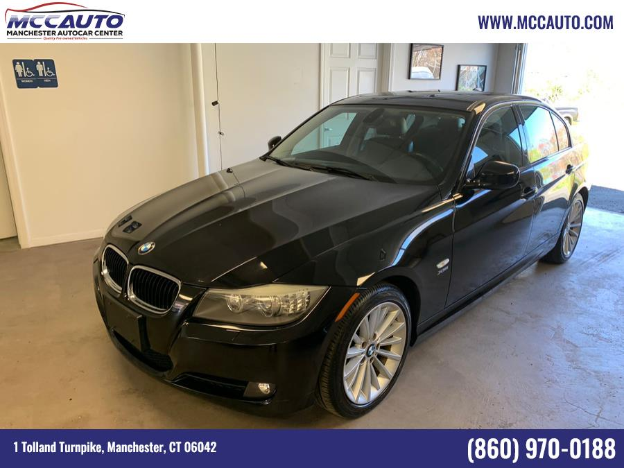 Used BMW 3 Series 4dr Sdn 328i xDrive AWD SULEV 2011 | Manchester Autocar Center. Manchester, Connecticut