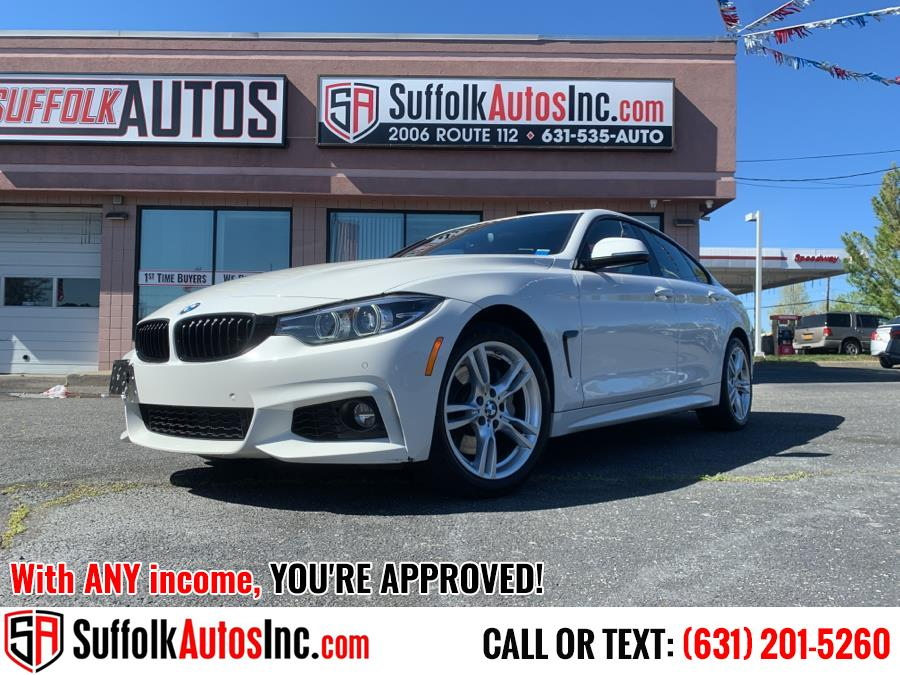 Used 2018 BMW 4 Series in Medford, New York | Suffolk Autos Inc. Medford, New York