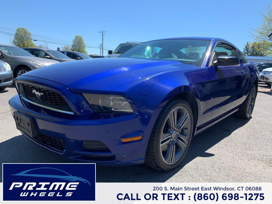 Used 2013 Ford Mustang in East Windsor, Connecticut | Prime Wheels. East Windsor, Connecticut
