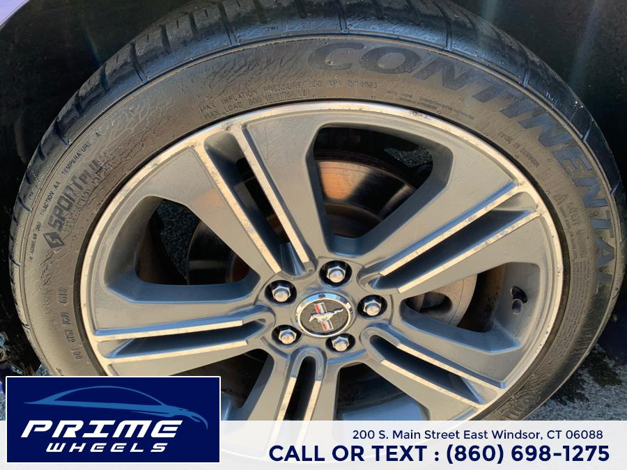 Used Ford Mustang 2dr Cpe V6 2013 | Prime Wheels. East Windsor, Connecticut