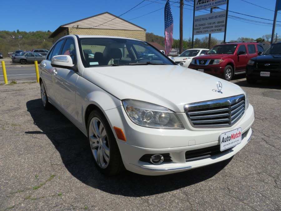 Used Mercedes-Benz C-Class 4dr Sdn 3.0L Luxury 4MATIC 2009 | Auto Match LLC. Waterbury, Connecticut