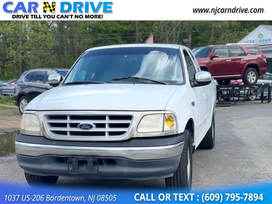 Used Ford F-150 XL SuperCab Long Bed 2WD 1999 | Car N Drive. Bordentown, New Jersey