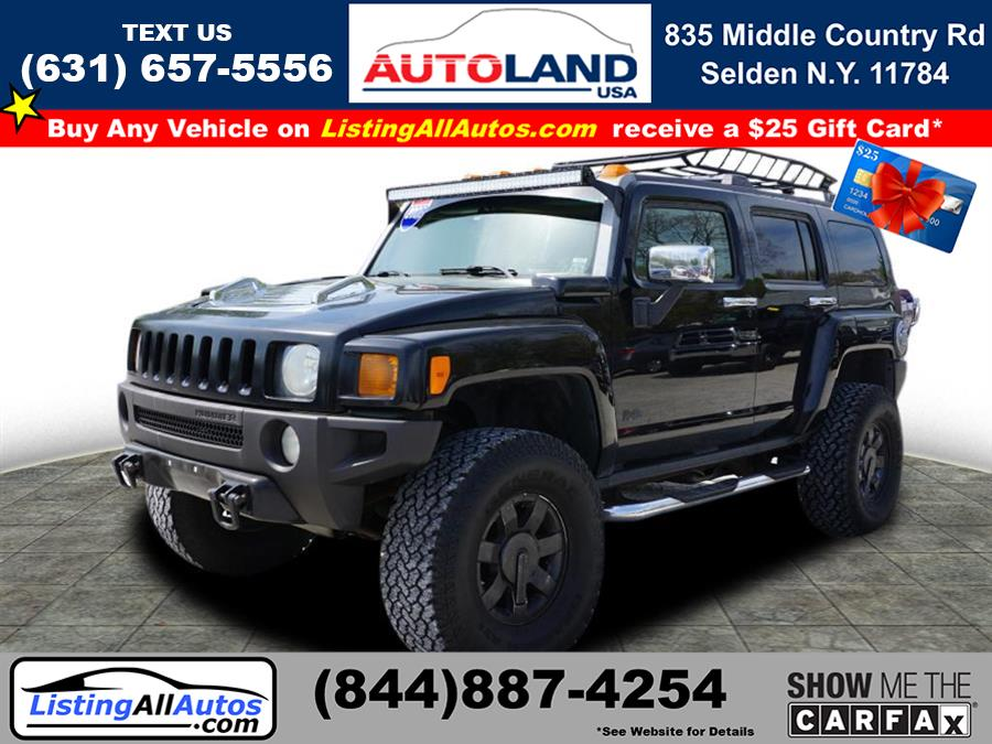 Used Hummer H3 Base 2006 | www.ListingAllAutos.com. Patchogue, New York